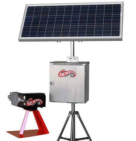 Solar Chemical Pumps